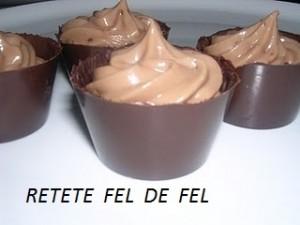ciocolata cu crema de mascarpone