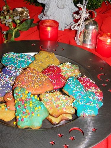 turta dulce decorata
