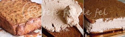 prajitura cu ciocolata si nuci