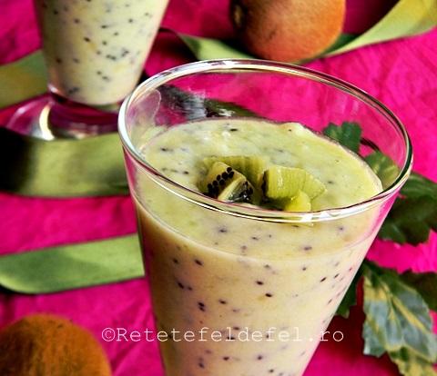 milkshake de kiwi