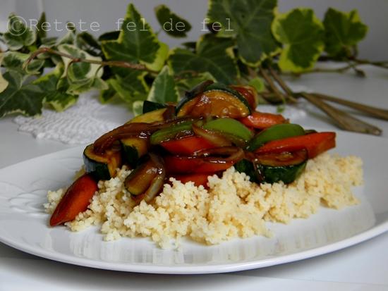 cous cous cu legume