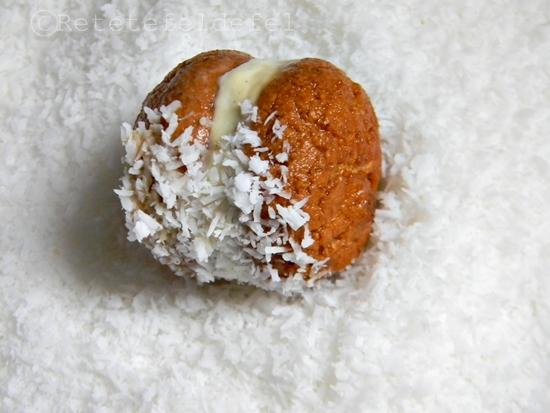 amaretti cu mascarpone si cocos