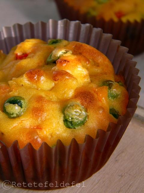 muffins cu legume