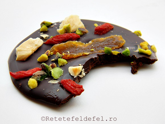 desert rapid cu ciocolata