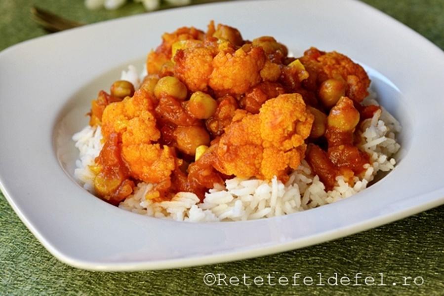 Curry de naut si conopida