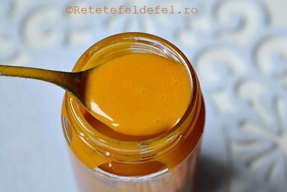curcuma cu miere
