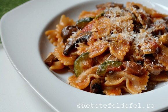 paste rapide - one pot pasta