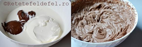 crema de mascarpone si nutella