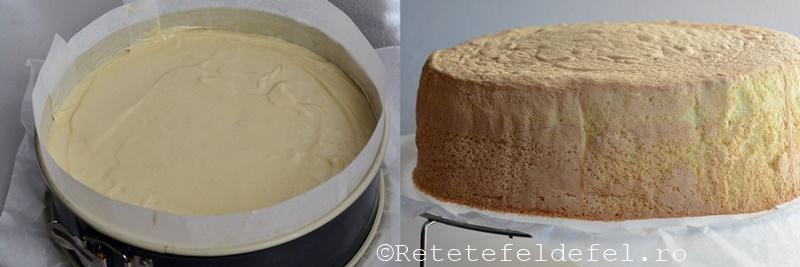 blat de tort cu amidon