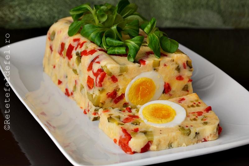 aperitiv de legume cu oua