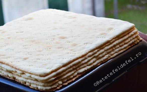 foi pentru prajituri