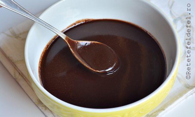 Glazura De Cafea Si Ciocolata Rețete Fel De Fel