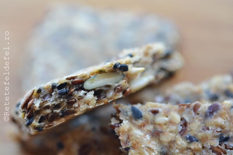 biscuiti cu seminte