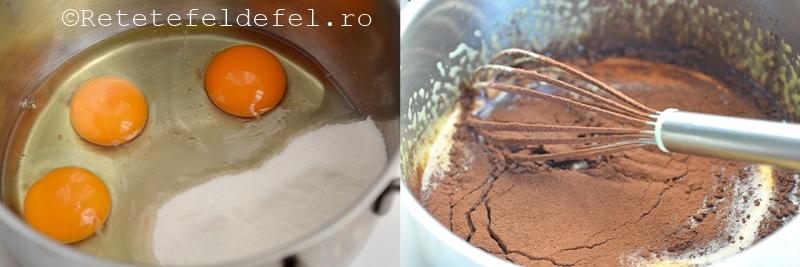 crema de cacao cu unt