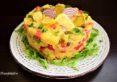 Salată orientală de post. Rețetă simplă și gustoasă