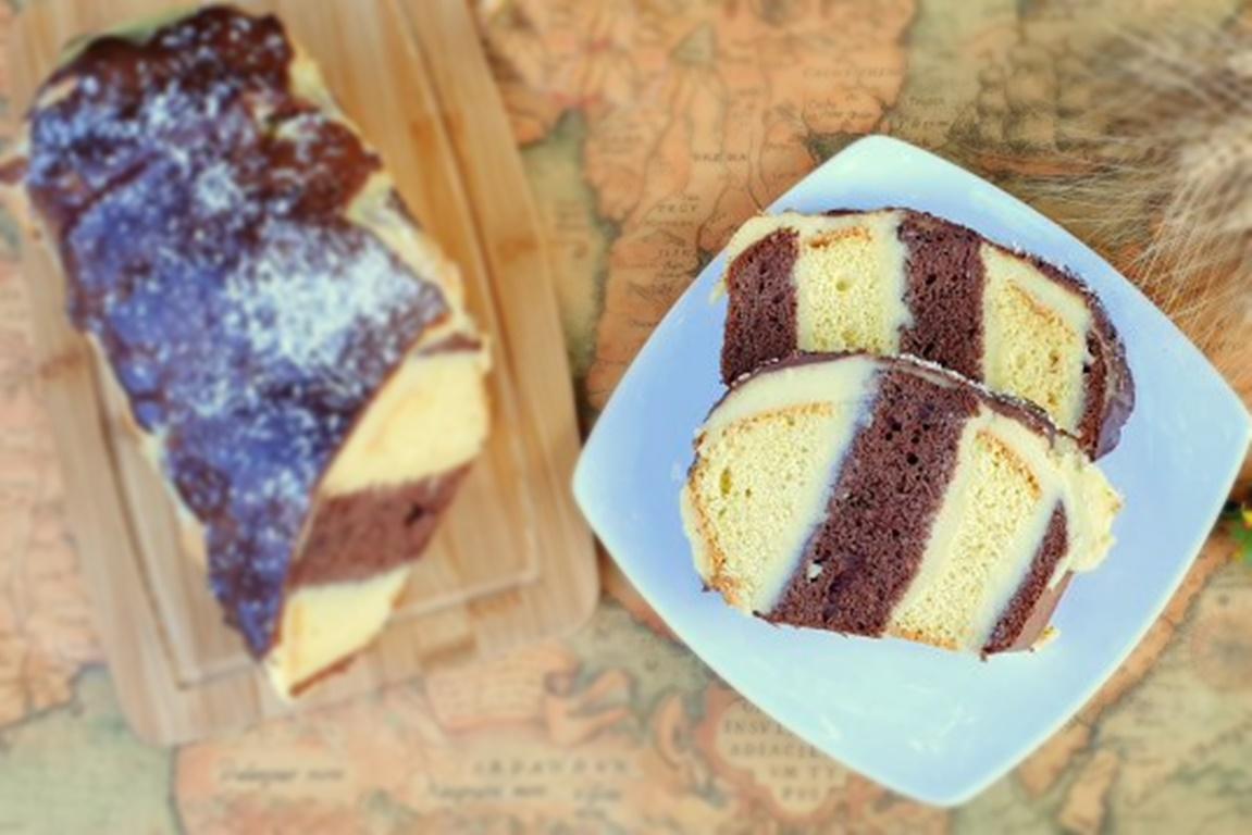 Prăjitura trenuleț
