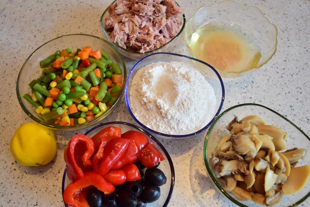 Ingrediente pentru brioșe
